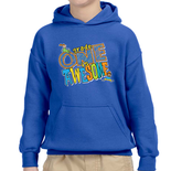 Grade One is Awesome: Pullover Hoodie